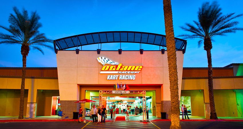 Octane Raceway Scottsdale, Eventinterface Resource Blog by Al Wynant