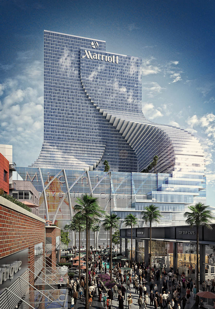 Marriott Marquis Miami World Center at Eventinterface