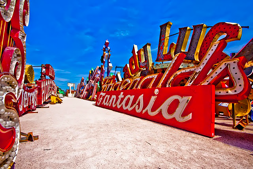 The Neon Museum at Eventinterface