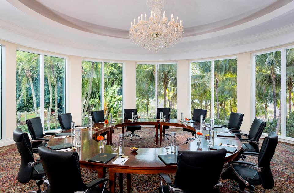 Trump National Doral Miami Boardroom - Eventinterface