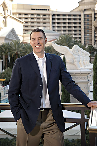 Michael Massari, Vice President at Caesars Entertainment 2015 Meetings Outlook at Eventinterface
