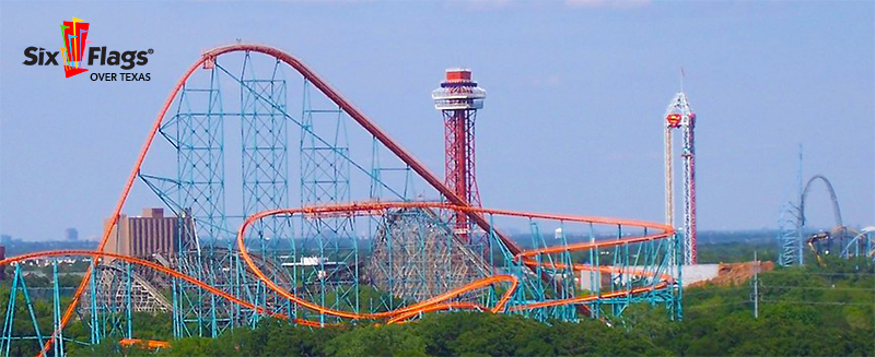AlliedPRA Six Flags over Texas Eventinterface