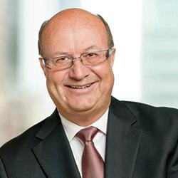 Raymond Lariv���e, President and CEO of the Palais des congr���s. Eventinterface