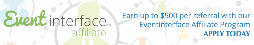 Eventinterface Affiliate Program