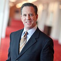 David Peckinpaugh, MMB co-chair and president of Maritz Travel