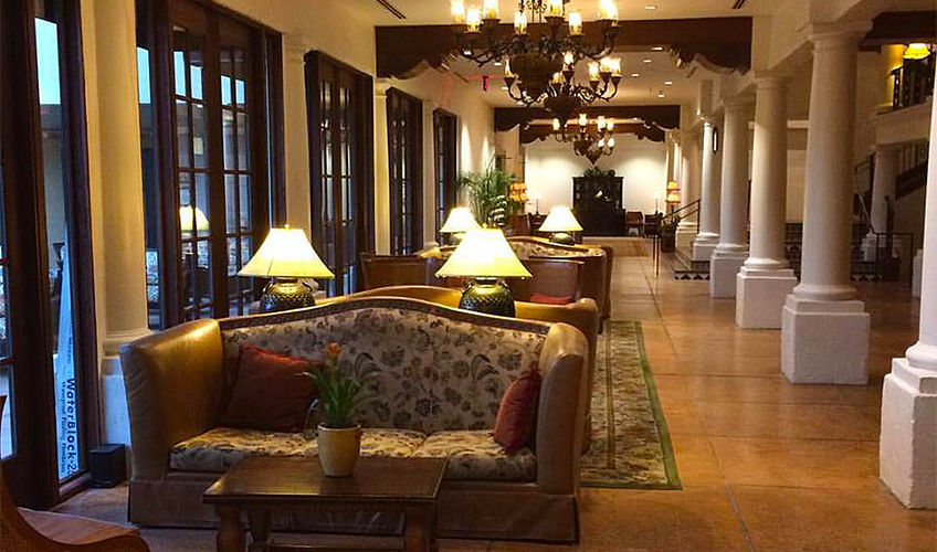 The Scottsdale Resort at McCormick Ranch new lobby on Eventinterface