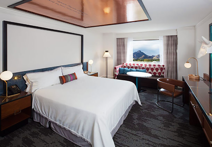 The Camby Hotel Guest Room on Eventinterface