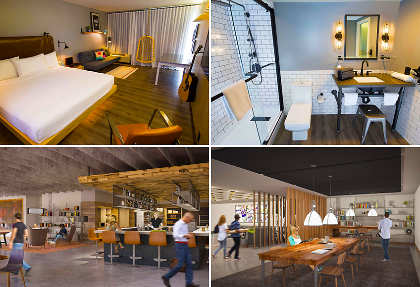 Marriott Moxy Phoenix Tempe at Eventinterface News for Meeting Planners