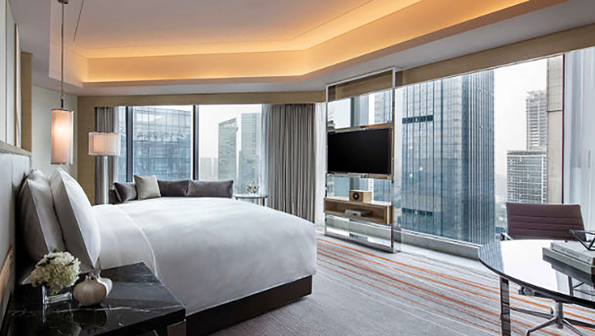 JW Marriott Hotel Chengdu Premier Studio Suite on Eventinterface Destinations and Venues