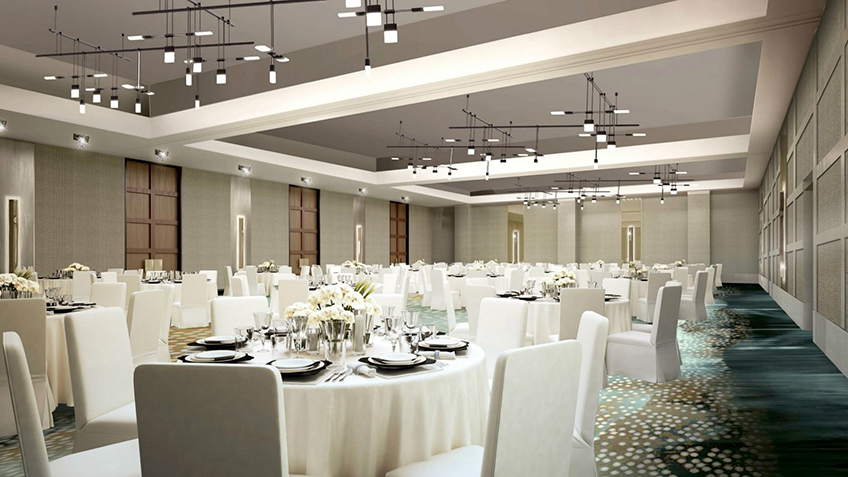 Le Meridien Denver Downtown Ballroom, Destinations and Venues at Eventinterface